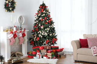 Why Christmas Trees Arent Perfect.Christmas Trees A Well Decorated History Christmas Hq