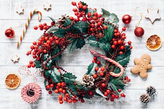 Christmas Wreaths Or Yule Never Believe What Happened Next
