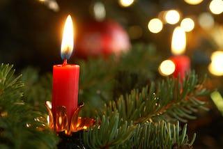 Candles, the precursor to today
