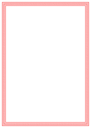 Red Candy Stripe (Thin)