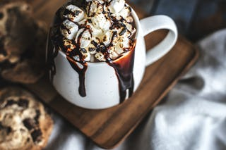 Hot Cocoa and Marshmallows