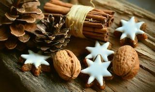 Pine Cones and Cinnamon