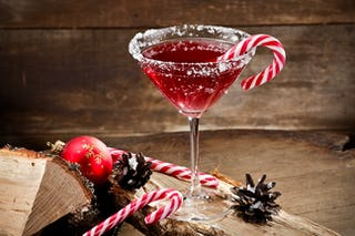 25 Christmas Cocktails to Ease You into the Holiday Spirit