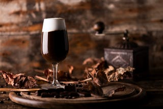 Keep the party going day and night with a little Irish coffee.