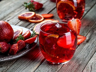 Sorrel punch is festive party drink best served with lots of guests.