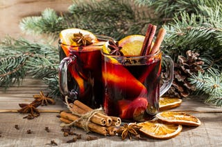 Unleash your inner pirate and enjoy some spiced rum punch this holiday.