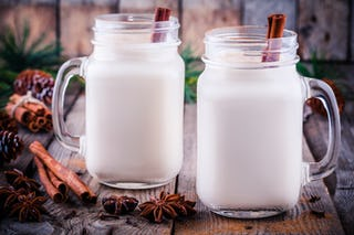 Looking for an eggnog alternative? Try the Tom and Jerry.