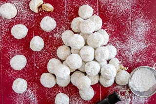 Russian tea balls, or snowball cookies, go by many names but all taste just great.