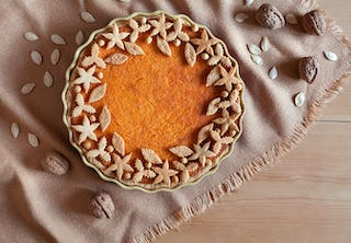 Looking for something off the beaten path? Sweet Potato Pie will certainly elevate your dessert game.