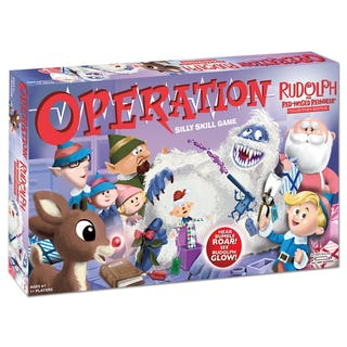 Rudolph the Red Nosed Reindeer Operation game